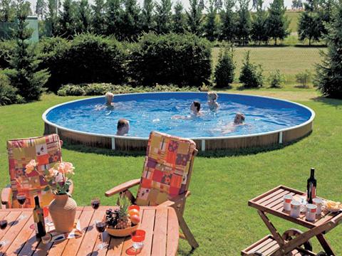 Bazén azuro 402
